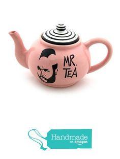 Pink Mr. T Teapot from Lennymud https://smile.amazon.com/dp/B01EBB8JZQ/ref=hnd_sw_r_pi_dp_3bomzbJA8XM0R #handmadeatamazon