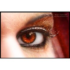 It's All in the Eyes 100 Beautiful Photo Manipulations ❤ liked on Polyvore featuring eyes, makeup and backgrounds