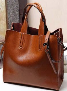 2019 Genuine Leather Women Bucket Messenger Bag Cow Real Leather Shoulder Bags,Coffee,28CM Big