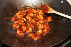 This orange flavored chicken dish with a touch of sweet and spicy heat, is a classic on the Chinese food menu Related posts: Sweet & Sour Chicken Fresh sweet pineapple in tangy sauce...