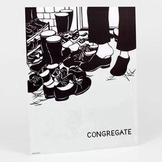 Nikki McClure - Congregate