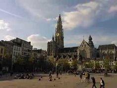 #time lapse #antwerp #intervallikuvausta #Antwerpenissä