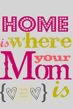 Your mommy loves you Chase, no matter the distance.