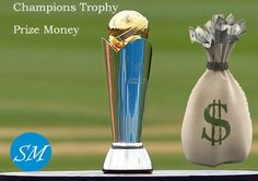 Want to know how much winner of ICC Champions Trophy earn? Then get the complete breakdown of ICC Champions trophy prize money to all 8 teams.