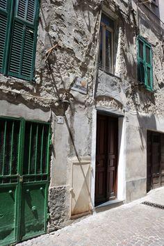 Camporosso (IM)  centro storico