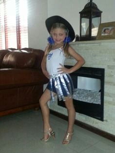 Blue Bulls Girl