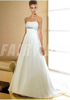 robe de mariée en mousseline partagé sur ZimageZ par fairydress