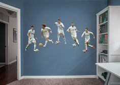 Real Madrid Collection Fathead Wall Decal