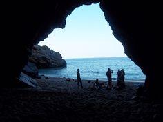 #Greece #cave