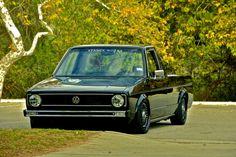 1980 VW Rabbit Pickup