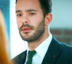 Turkish Men, Turkish Fashion, Turkish Actors, Romantic Gif, Elcin Sangu, Romance, Moustache, Barista, Children Photography