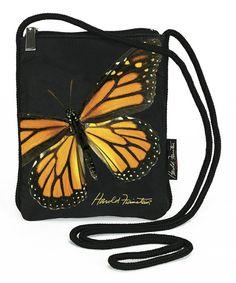 Monarch Butterfly Shoulder Bag
