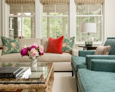 I always jump at the chance to share Minnesota talent, but I'm particularly excited about this cottage because it's not too far from where I live! Martha Dayton Design collaborated with…