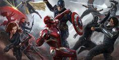 """Capitão América 3: exibições-teste sugerem """"melhor filme da Marvel""""! - Minha Série"""