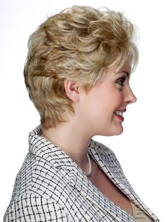 Short hair styles for smooth curly hair| http://www.olixe.com #hairstyle #curlyhair