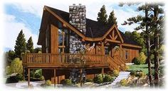 Insane luxury lakefront log chalet. Sleeps 10-14