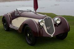 1936 Alfa Romeo 8C 2900A Spider