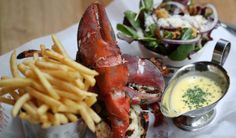 Burger & Lobster Comes To Fifth Floor Harvey Nichols London -