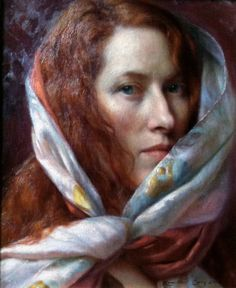 Kamille Corry 1966 ~ Figurative painter