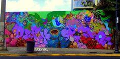 Graffitti — at Ave. Juan Ponce de León, Pda. 26, Santurce, Puerto Rico.