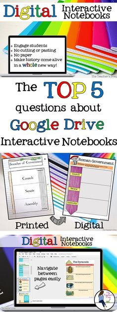 Make history come alive in a whole new way by using digital interactive notebooks in your Social Studies Classroom!