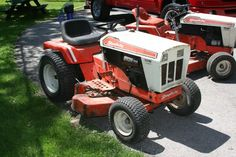 Image result for old lawn tractor