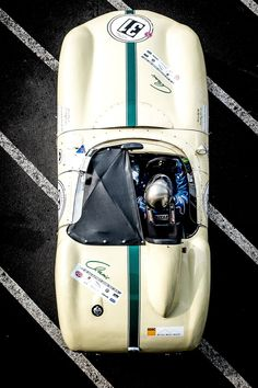 Can You Recognize Your Favorite Classics From Above? - Petrolicious