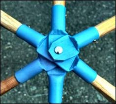 geodesic dome connectors for sale - Google Search