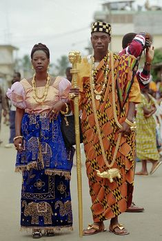 Part 3 In Ivory Coast, a festival takes place to mark the passage from childhood into adulthood. Participants are usually around the age of late 20s to early 30s. After going through ritual, men & women have right to speak in village meetings and function as an adult in Ebrié society.