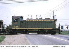 Old Canadian CN Diesel Engines Canadian National Railway, National Railways, Gi Joe, Electric Train, Train Engines, Rolling Stock, Electric Locomotive, Steam Engine, Train Tracks