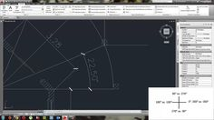 Dessin d'un plan de maison avec Autocad Architecture tuto débutant | Part 3