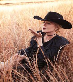 Nicole Kidman - Vogue Australia (January 2017)