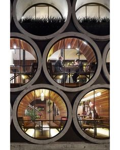 The Prahran Hotel in Victoria #Australia is actually a corner pub which was designed by Techne Architects