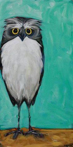 "Daily Paintworks - ""Morton"" - Original Fine Art for Sale - © Kandice Keith"