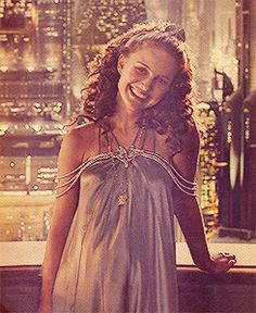 Natalie Portman in Star Wars as padme