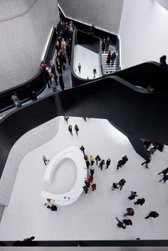 MAXXI Museum Rome,Italy designed By Zaha Hadid
