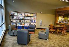 Lake Washington High School - DEMCO Library Interiors