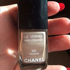 CHANEL NAIL POLISH Trapeze.  New. CHANEL Makeup