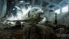 Metro: Last Light Metro Last Light, Metro 2033, Decay Art, After Earth, Post Apocalyptic Art, Alien Concept Art, Zombie Art, Post Apocalypse, Video Game Art