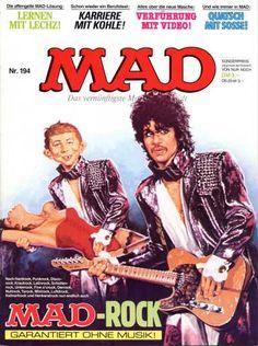 Mad #194 - Mad-Rock