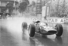 Monaco 1965. John Surtees , Ferrari 158 :: jacqalan