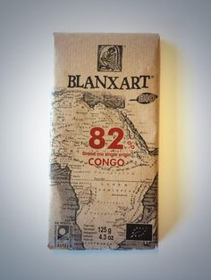 Blanxart 82% Congo is super chocolatey. Tastes like a flourless chocolate torte. Nutty bitterness and stone fruit.