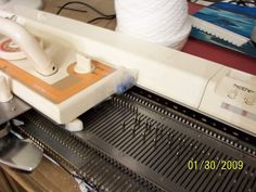 posted Ravelry: using punch card carriage on electronic machine  http://www.ravelry.com/discuss/machine-knitting/1275794/351-375#364