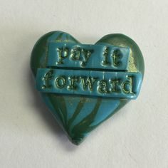 Awesome little Pocket Hearts from Nee Nee Ree * pay it forward *