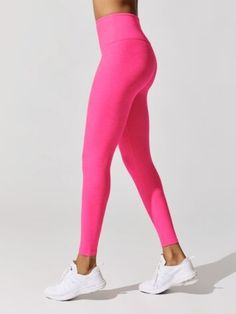SPACEDYE CAUGHT IN THE MIDI HIGH WAISTED LEGGING Workout Attire, Sports Leggings, Workout Tops, Crop Tops, Stylish, Fitness, Outfits, Clothes, Women