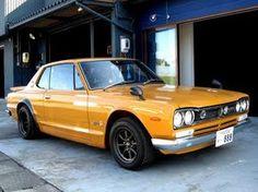 1972 Nissan Skyline Ht 2000 Gtr