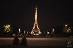 Champ de Mars is a large park in Paris and home to the magnificent Eiffel Tower - a symbol of France. It's a great place to come and chill, regardless whether it's day or night. Monuments, Champs, Great Places, Mars, Chill, Around The Worlds, Tower, France, Night