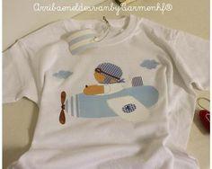 Camisetas infantiles y bolsas de tela de ArribaeneldesvánbyCarmenhf®.Mamidecora.com