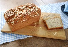 Try this Gluten-Free Quinoa & Flaxseed Multi-Grain Bread. This delicious loaf will bake up warm and fragrant to make anything from breakfast toast to your favorite sandwiches.