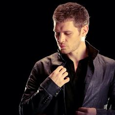 Joseph Morgan Smoking